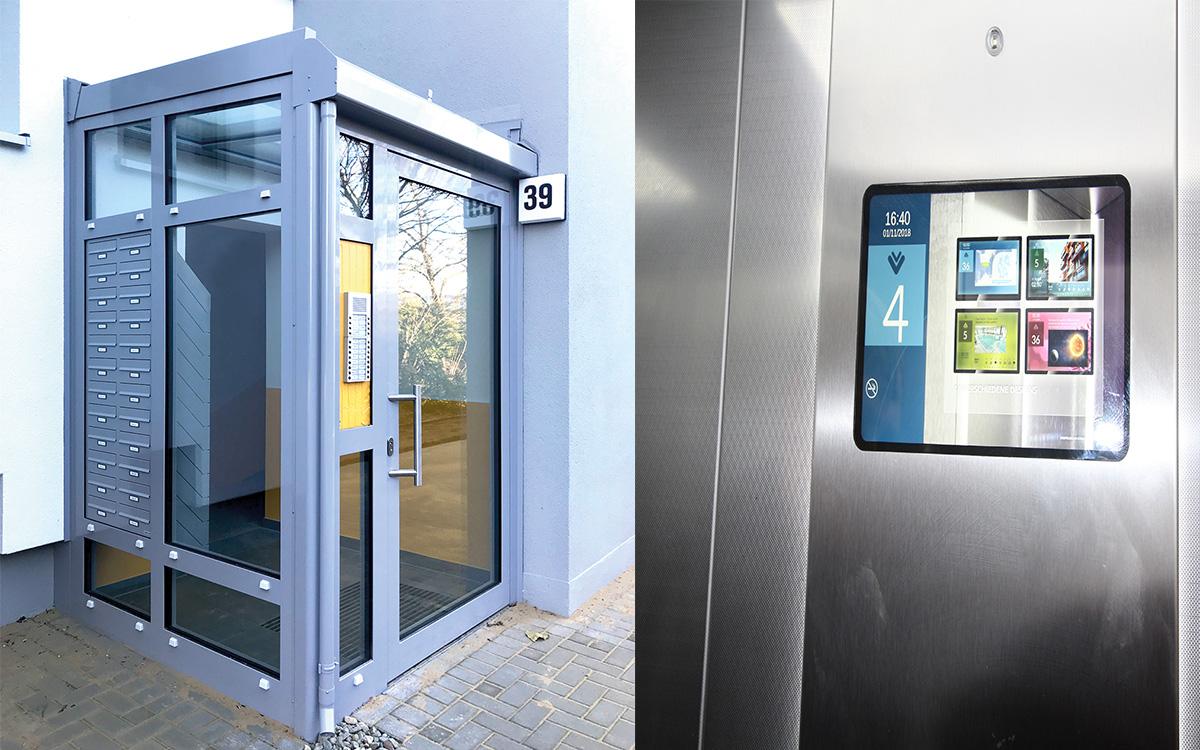 BV Magdeburg Olvenstedter Scheid, Komplettsanierung in 2 Bauphasen