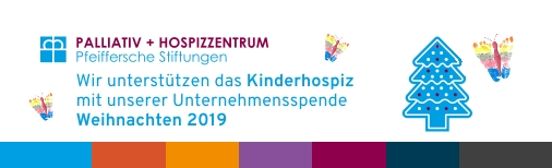 Weihnachtsspende für Kinderhospiz der Pfeifferschen Stiftungen, MACON BAU GmbH Magdeburg