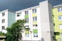 Hildesheim Rostocker Str. 4-8, Komplettsanierung, MACON Bau GmbH Magdeburg