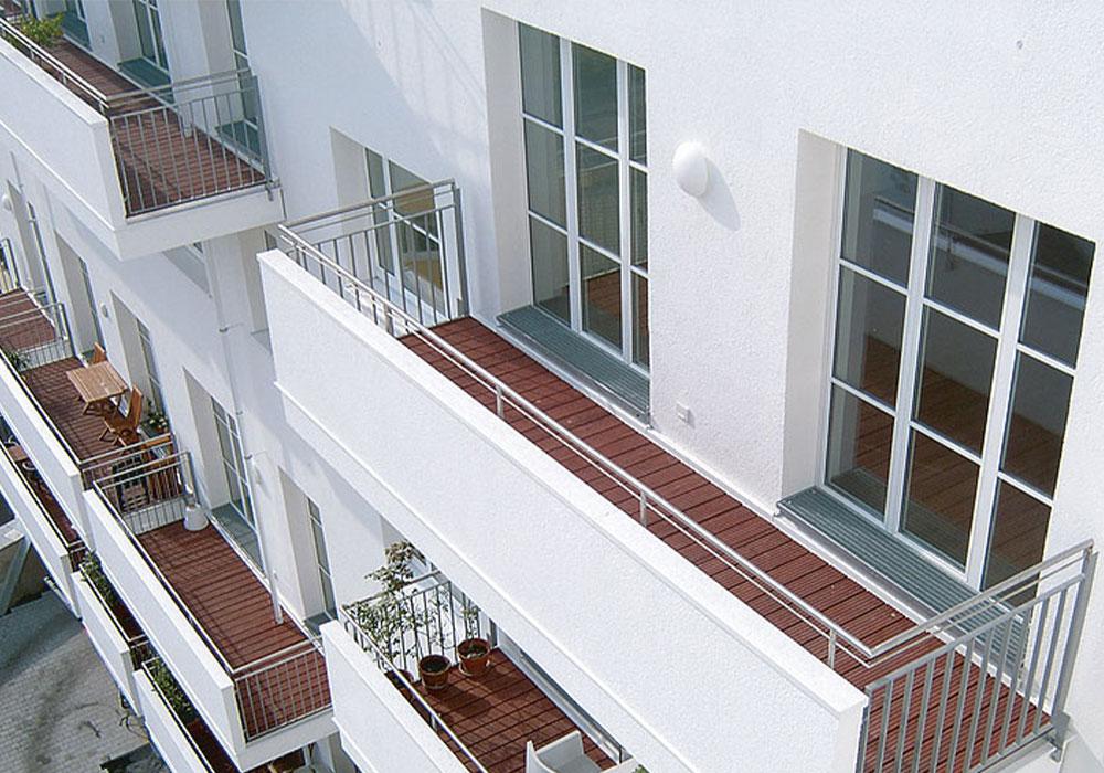 Koeln, Hochpfortenhaus, Denkmalschutzsanierung 2004, MACON Bau GmbH Magdeburg
