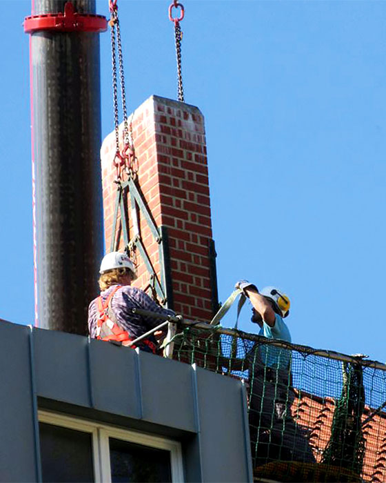 Hannover Fössestrasse 4-12, Strangsanierung und Sanierung der Leerwohungen, MACON BAU GmbH Magdeburg
