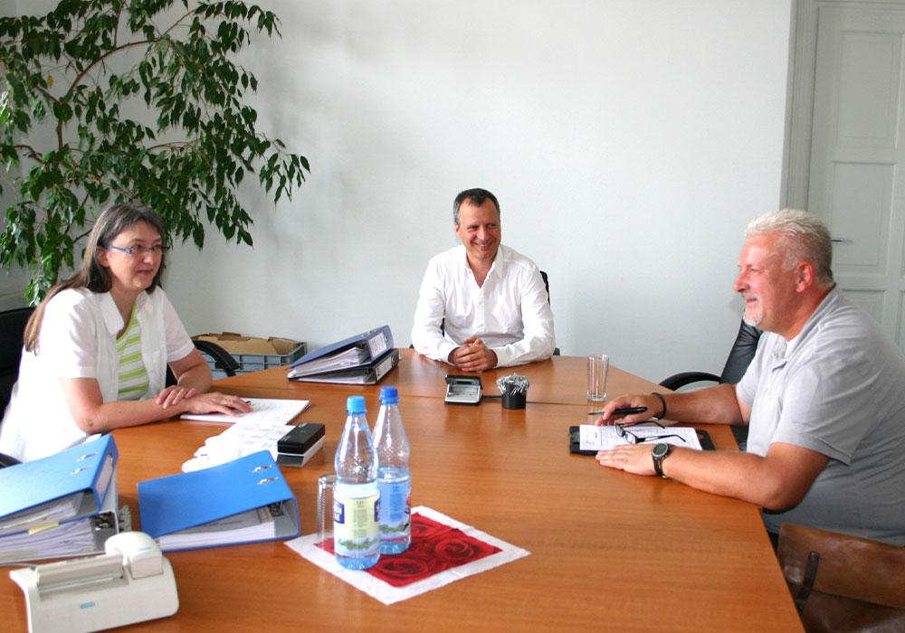 QM Zertifizierung, Re-Audit, MACON BAU GmbH Magdeburg