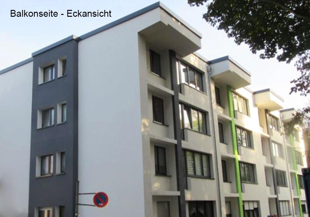 Bochum, Große-Weischede-Str. und Am Kreuzacker, energetische Sanierung, MACO BAU GmbH Magdeburg