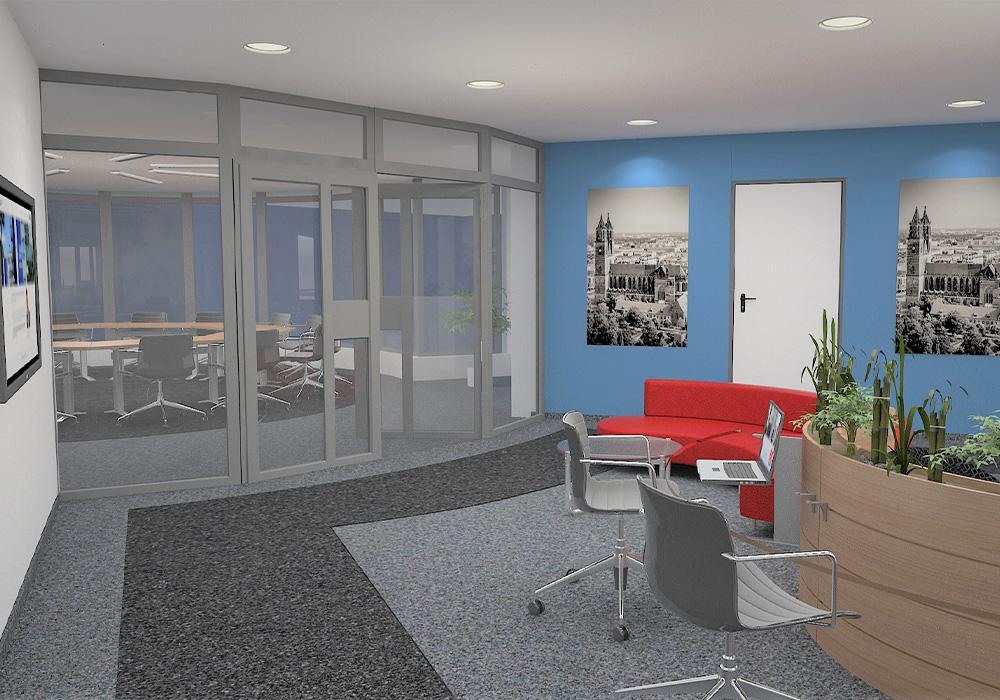 Neuer Firmensitz der MACON