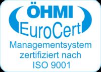 QM-Zertifizierung, MACON BAU GmbH Magdeburg