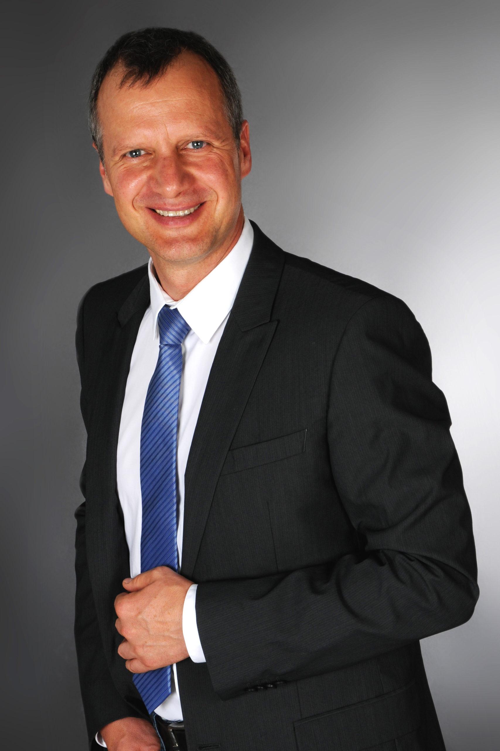 Geschäftsführer und Gesellschafter der MACON BAU GmbH Magdeburg, Dipl.-Ing. Ulrich Fliegner