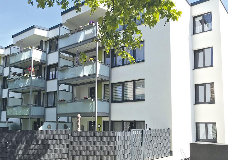 BV Bochum, Große-Weischede-Str./am Kreuzacker, energetische Sanierung, MACON BAU GmbH Magdeburg