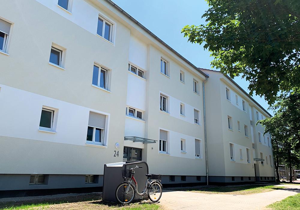 GBG Mannheimer Wohnungsbaugesellschaft mbH