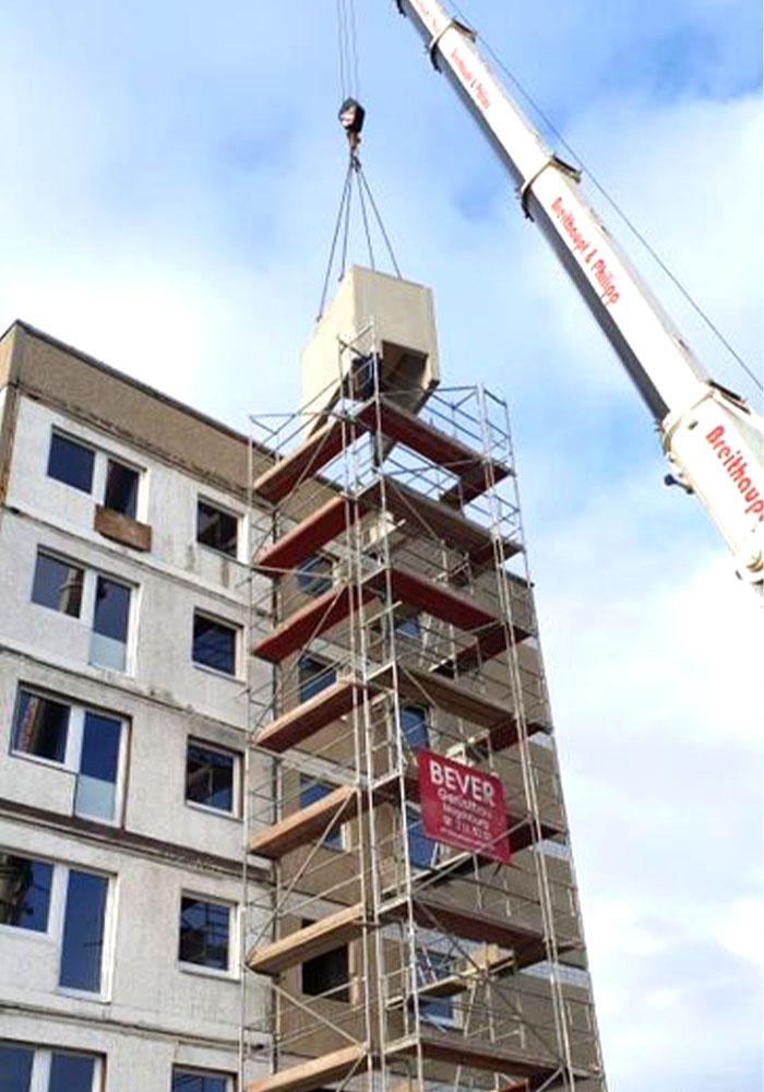 MD Rathmannstr. 21 vor Sanierung durch die MACON BAU GmbH Magdeburg