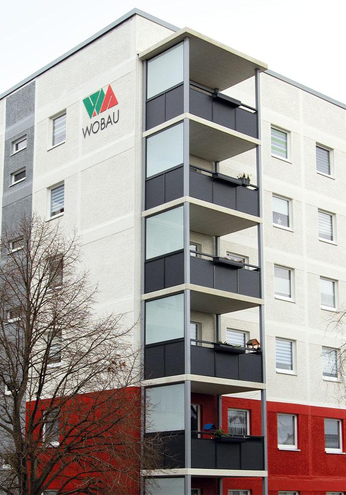 MD Rathmannstr. 21 nach Sanierung durch die MACON BAU GmbH Magdeburg