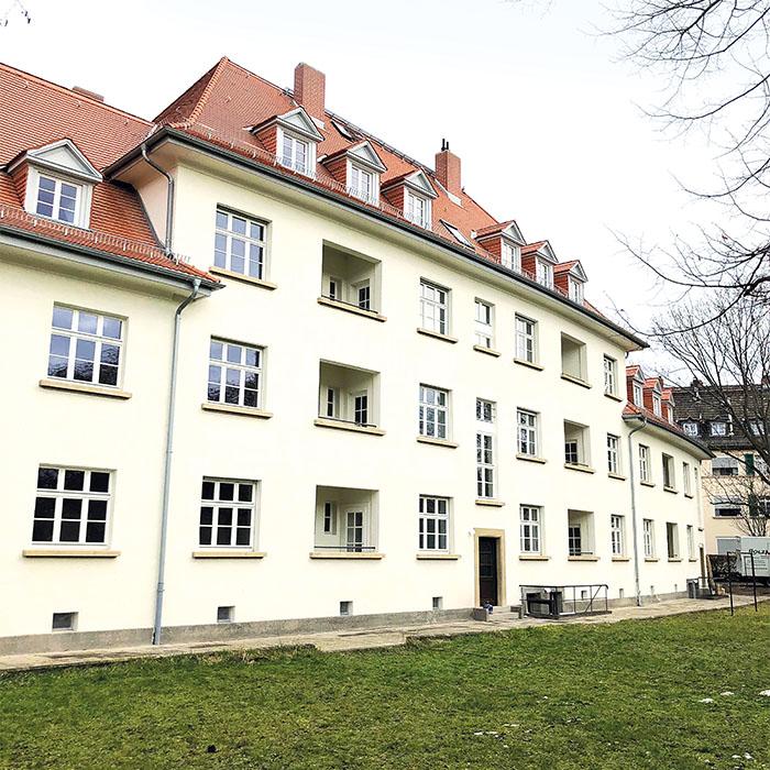 Mainz, Schneckenburgerstraße 1-5, BV der MACON BAU GmbH Magdeburg