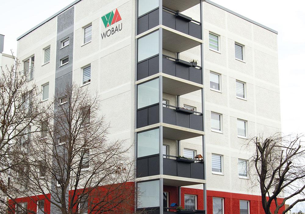 BV der MACON BAU GmbH Magdeburg in Magdeburg, Rathmannstraße 21