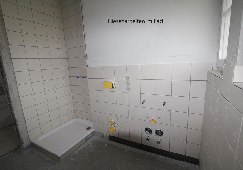 Fliesenarbeiten_Bad, Mainz, Schneckenburgerstraße 1-5, BV der MACON BAU GmbH Magdeburg