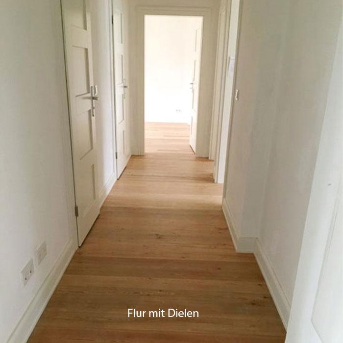 Fertigstellung Fußbodensanierung, Mainz, Schneckenburgerstraße 1-5, BV der MACON BAU GmbH Magdeburg
