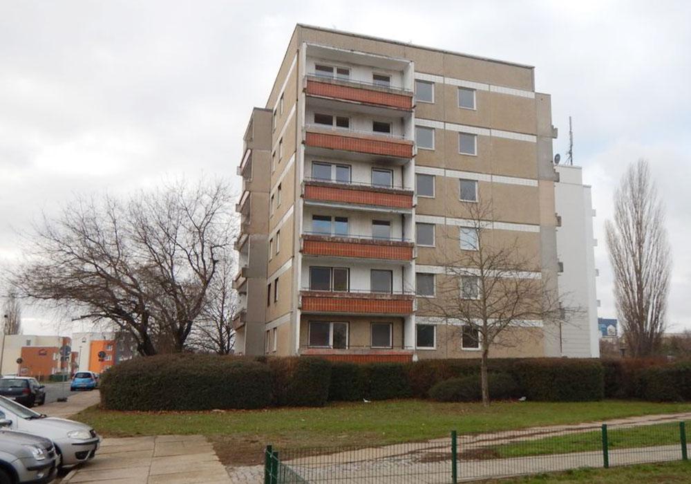 BV MD_Rathmannstr.21 vor der Sanierung durch die MACON BAU GmbH Magdeburg