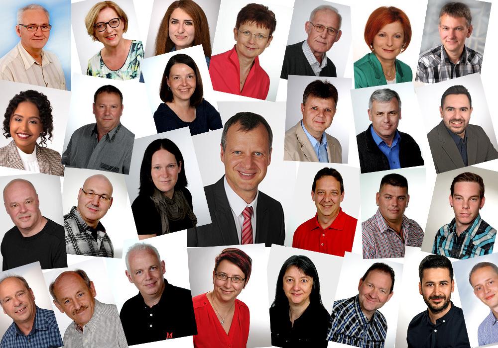 Alle Mitarbeiter der MACON BAU GmbH Magdeburg