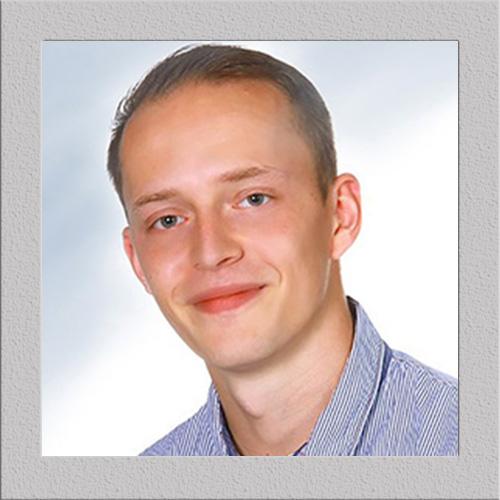 Robert Pade, Mitarbeiter der MACON BAU GmbH Magdeburg