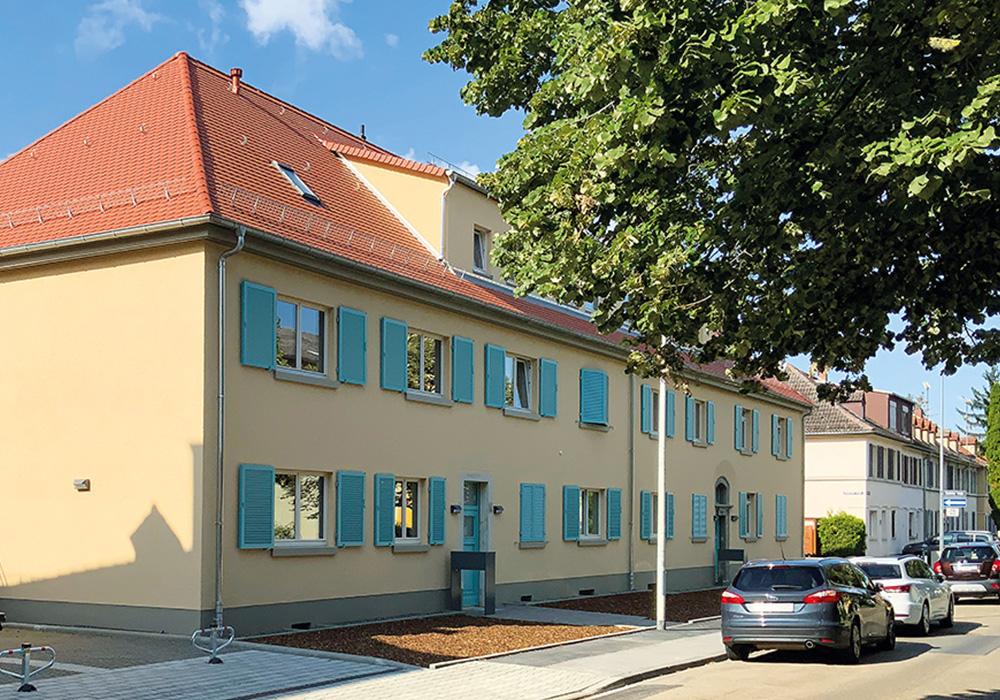 BV Wiesbaden, Flörsheimer Str. 50-52, BV der MACON BAU GmbH Magdeburg, Komplettsanierung unter Denkmalschutzauflagen